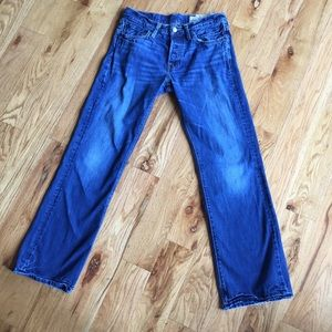 Men's Hollister Hermosa button fly jeans 30x32
